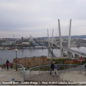 Vladivostok Pont Zolotoy