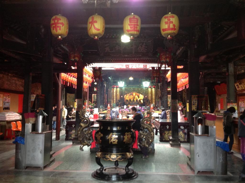 temple, Taiwan, Catherine Bouchet-Orphelin, Asie21
