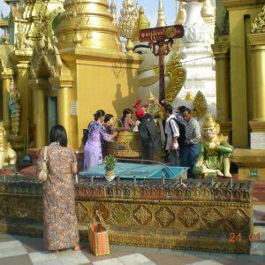 Birmanie, Jean Hourcade, Asie21
