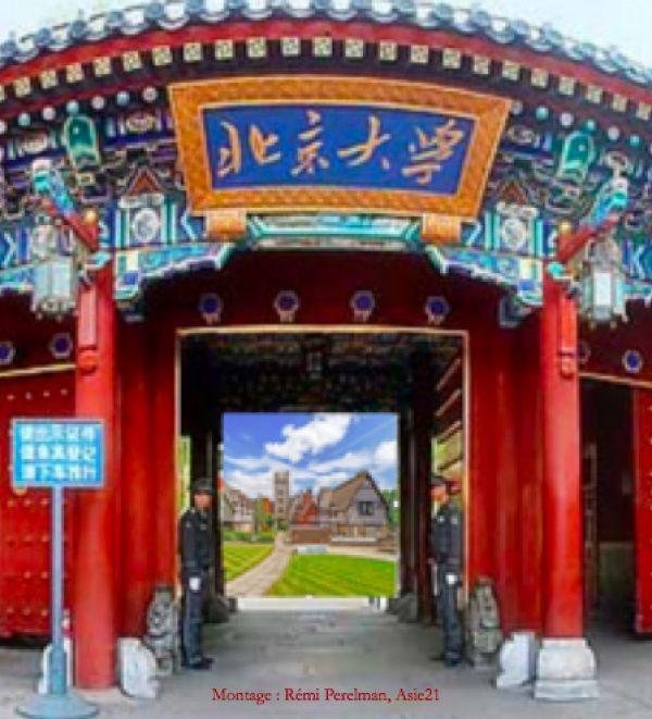 Chine Oxford, Rémi Perelman, Asie21