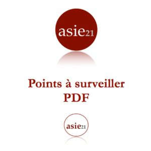 Points à surveiller