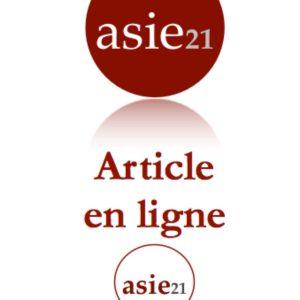 Article en ligne