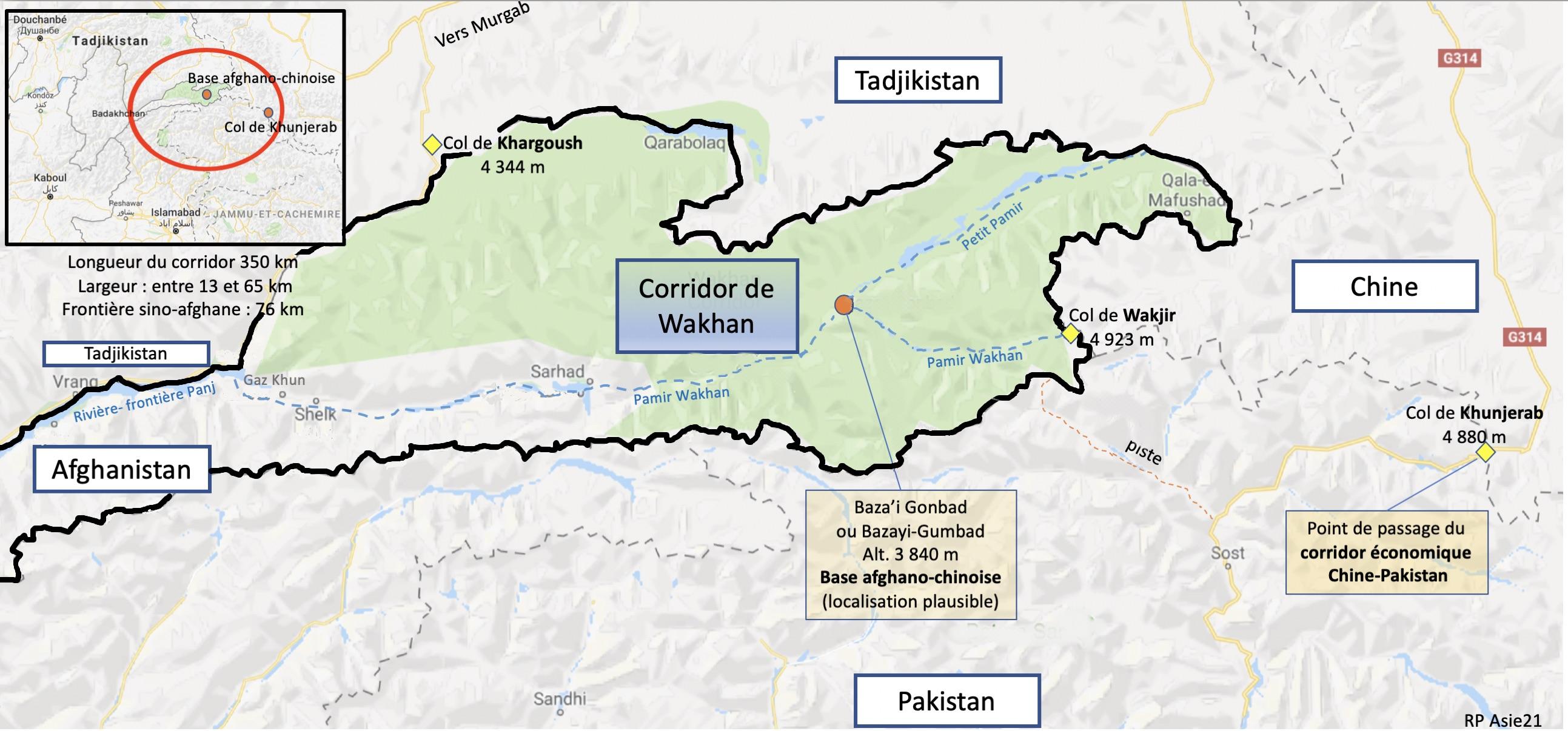 Le corridor de Wakhan - Afghanistan