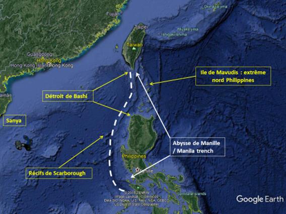 Chine – Mer de Chine du Sud :Un projet de «colonie robotique» sous la mer de Chine du Sud