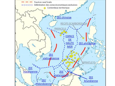 Quand les pays d'Asie du Sud-Est se préparent à livrer à Pékin les clefs de la mer de Chine du Sud