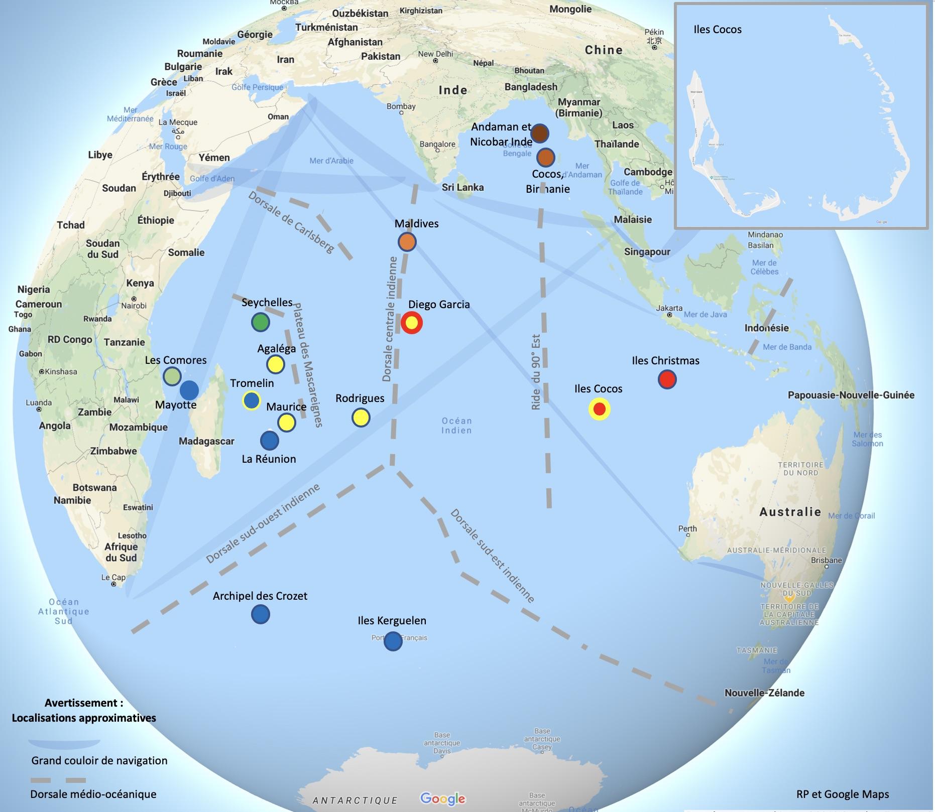 Océan Indien : L'insulaire stratégique