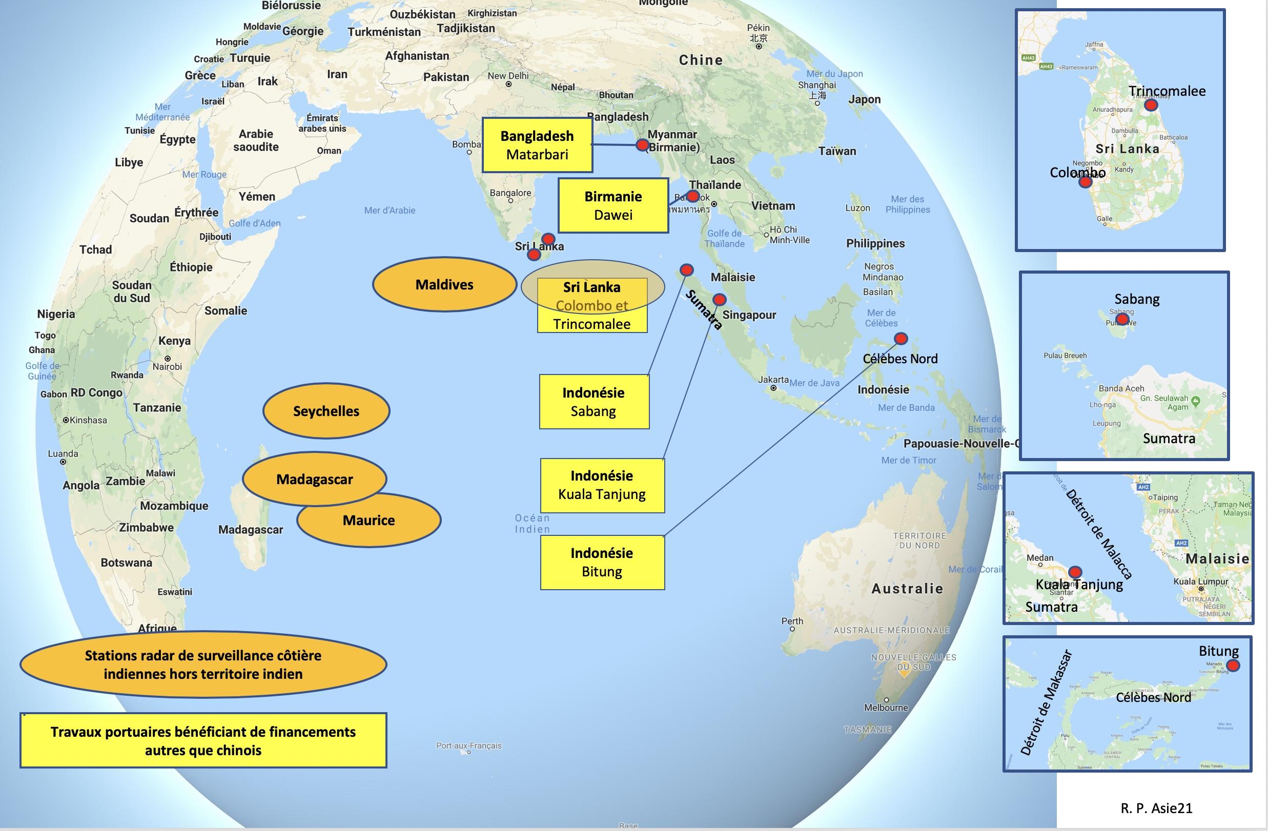 Japon : Entre amis dans l'océan Indien // Japan: Among friends in the Indian Ocean