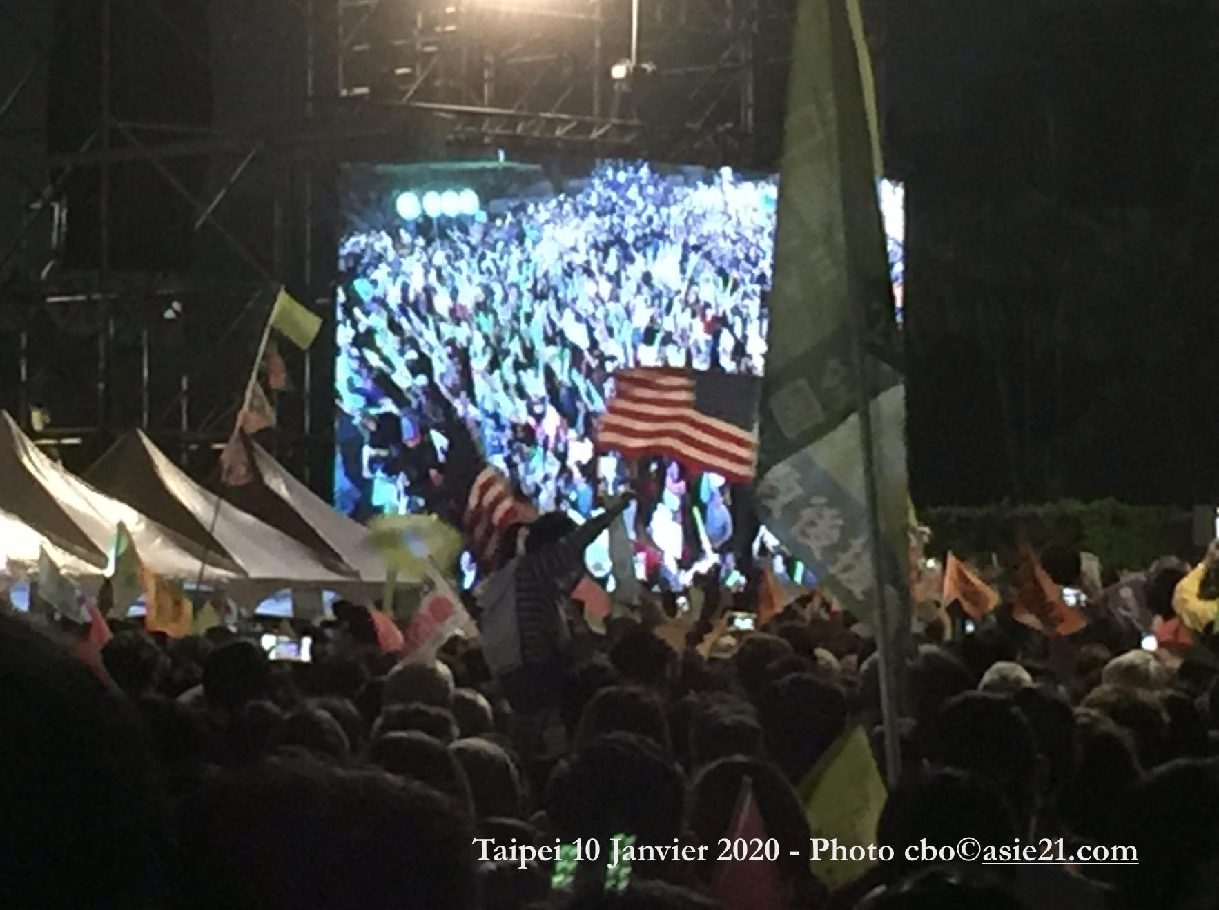 Taïwan : Élections, les forces en présence