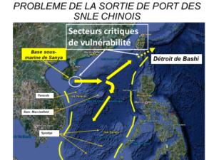 Sortie de port des SNLE chinois, Daniel Schaeffer